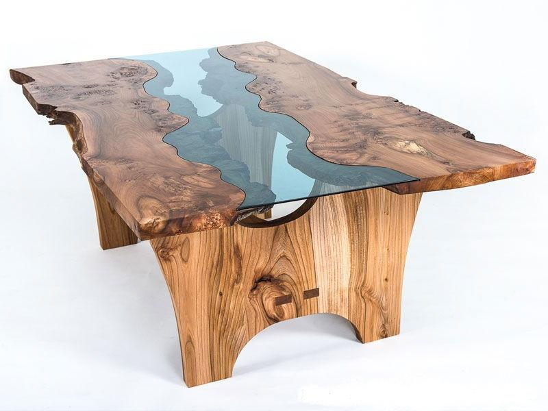 Tables Rivi 232 Re Epoxy Et Cie Canada